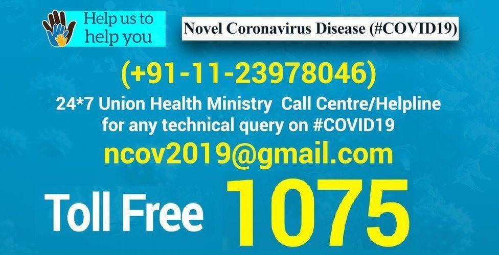 CORONAVIRUSES INDIA