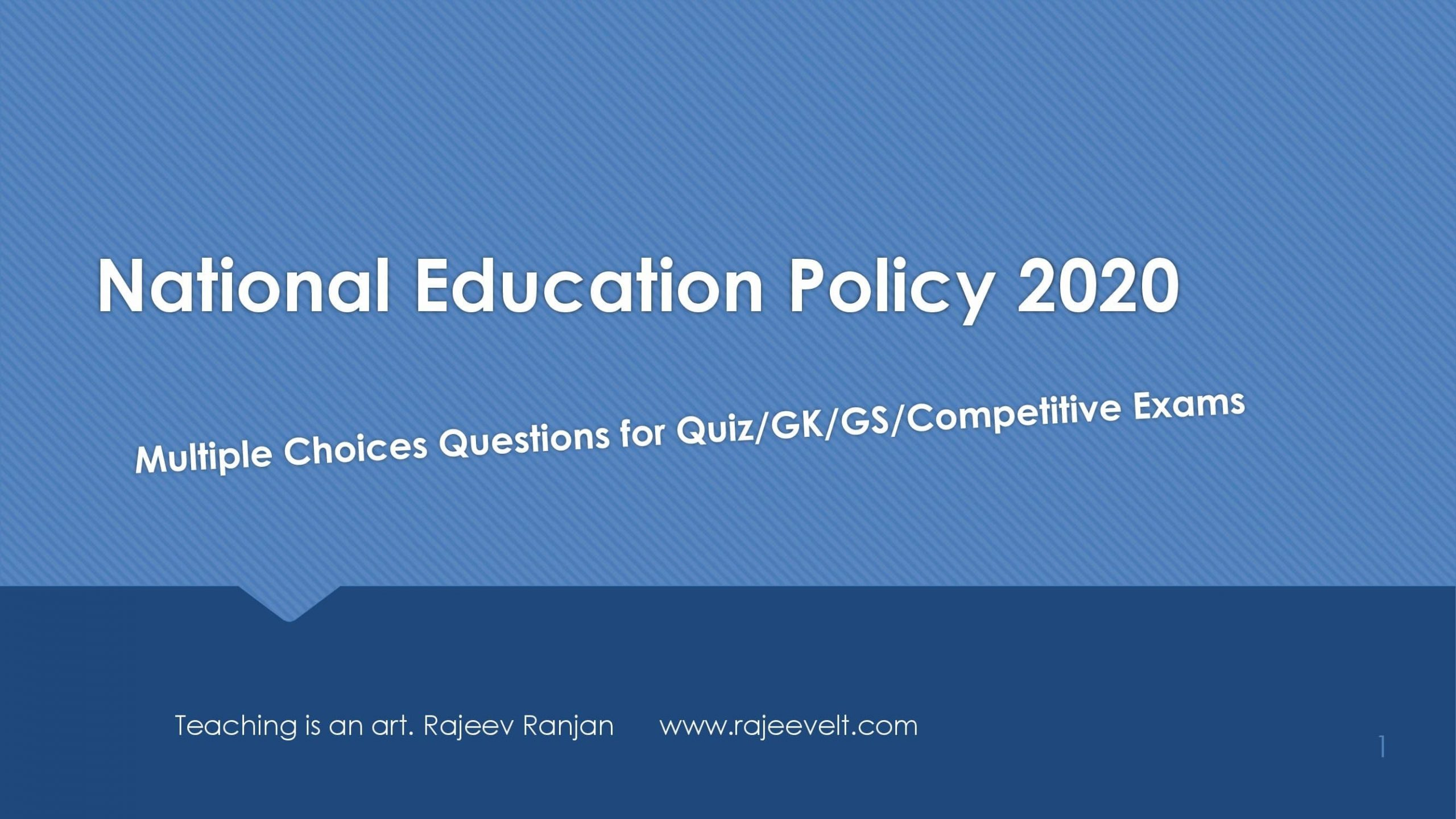 MCQs-FAQs-on-National-Education-Policy-2020-Set-3-rajeevelt