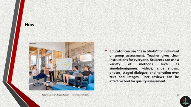 Case Study-Online Learning Assessment