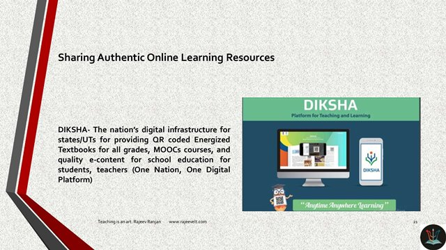 Online Learning Resource-DIKSHA