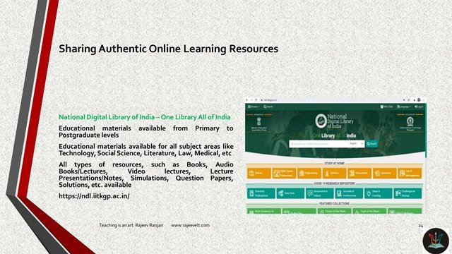 Online Learning Resource-NDL
