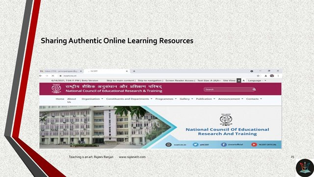Online Learning Resource-NCERT