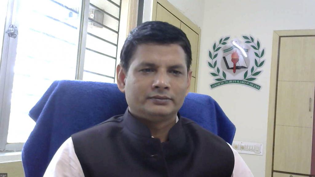 Rajeev Ranjan -rajeevelt-principal-teacher trainer